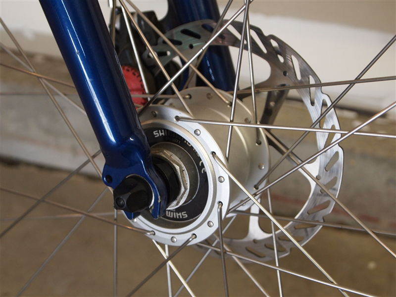 By:Stickel single speed frame with CVT, for sale-p4100098.jpg