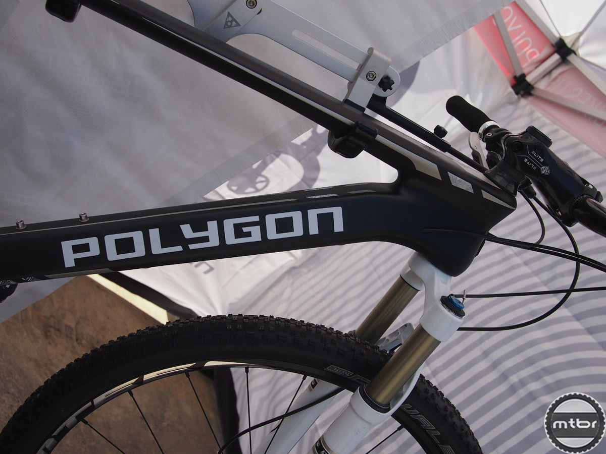 Polygon Cozmic - front