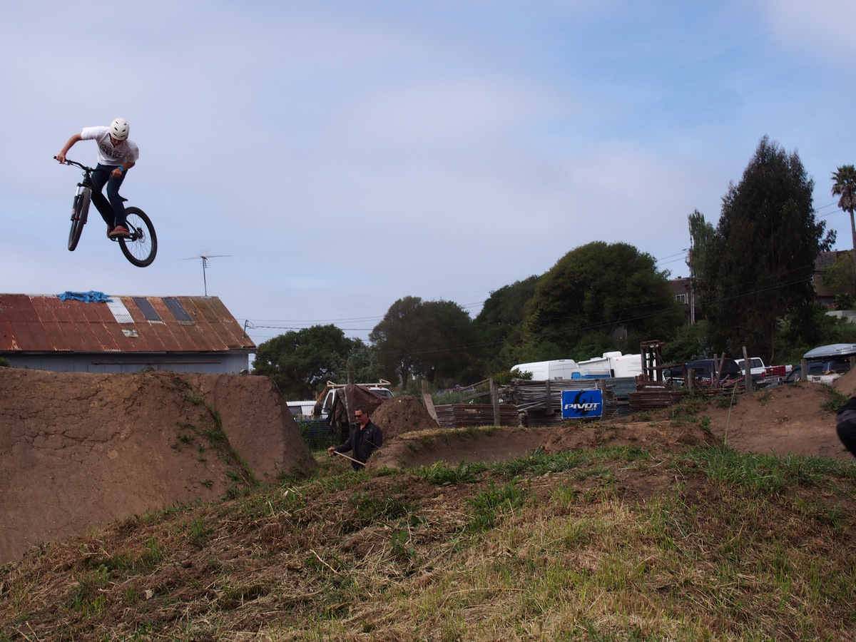 Santa Cruz Mountain Festival Dirt Jump