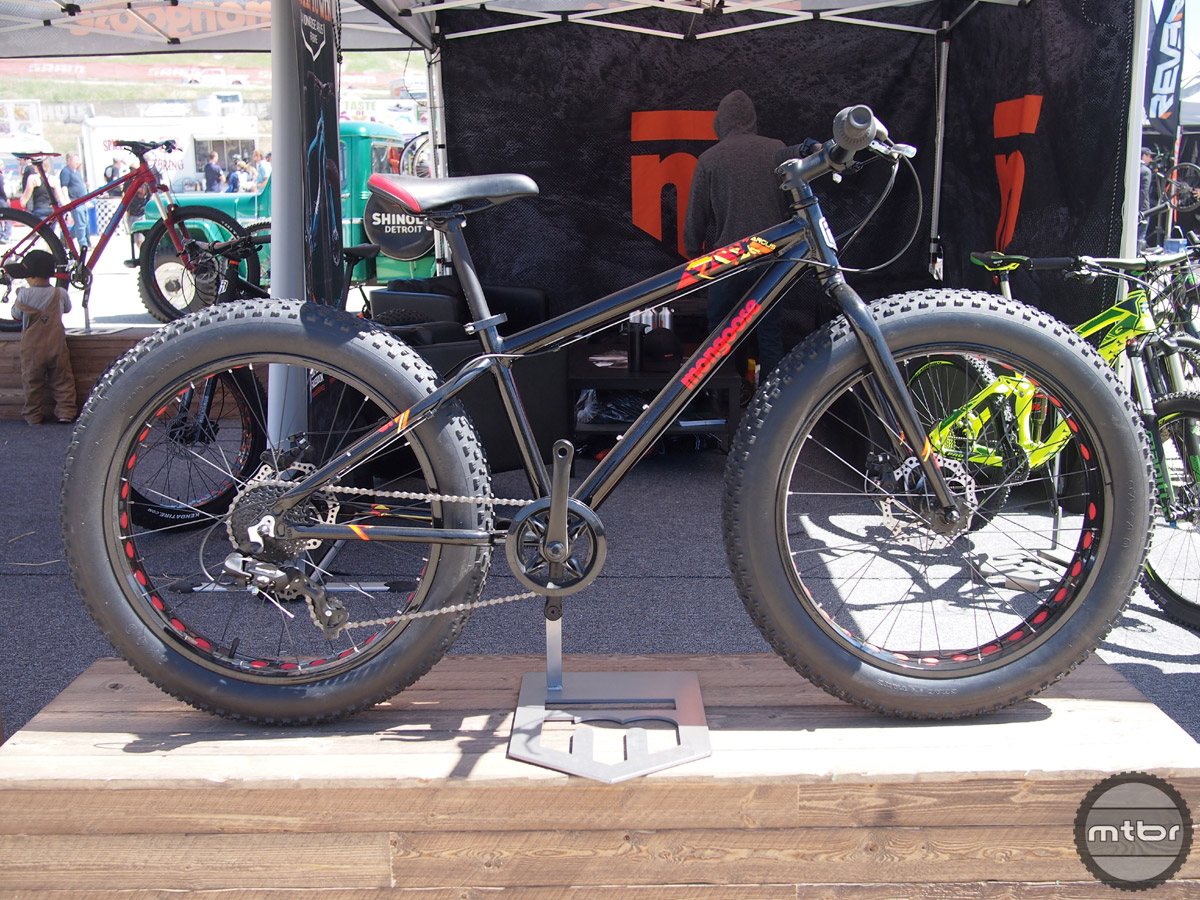Mongoose S New Bikes For 2017 The Tyax Supa Plus Bike