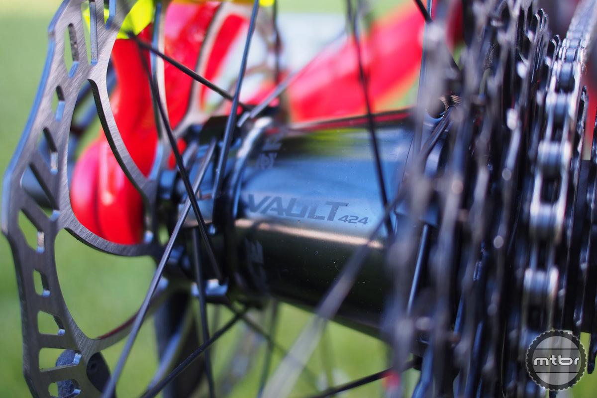 Race Face Next R Wheel Hubs