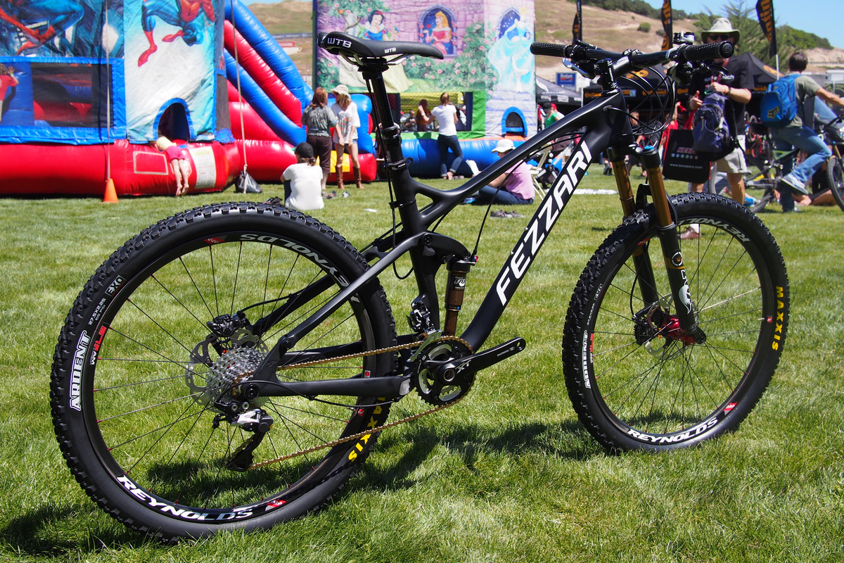 Fezzari Full Carbon 650b/27.5 All Mountain Bike