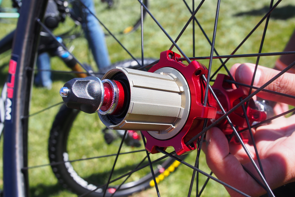 Reynold AM 27.5 rear hub