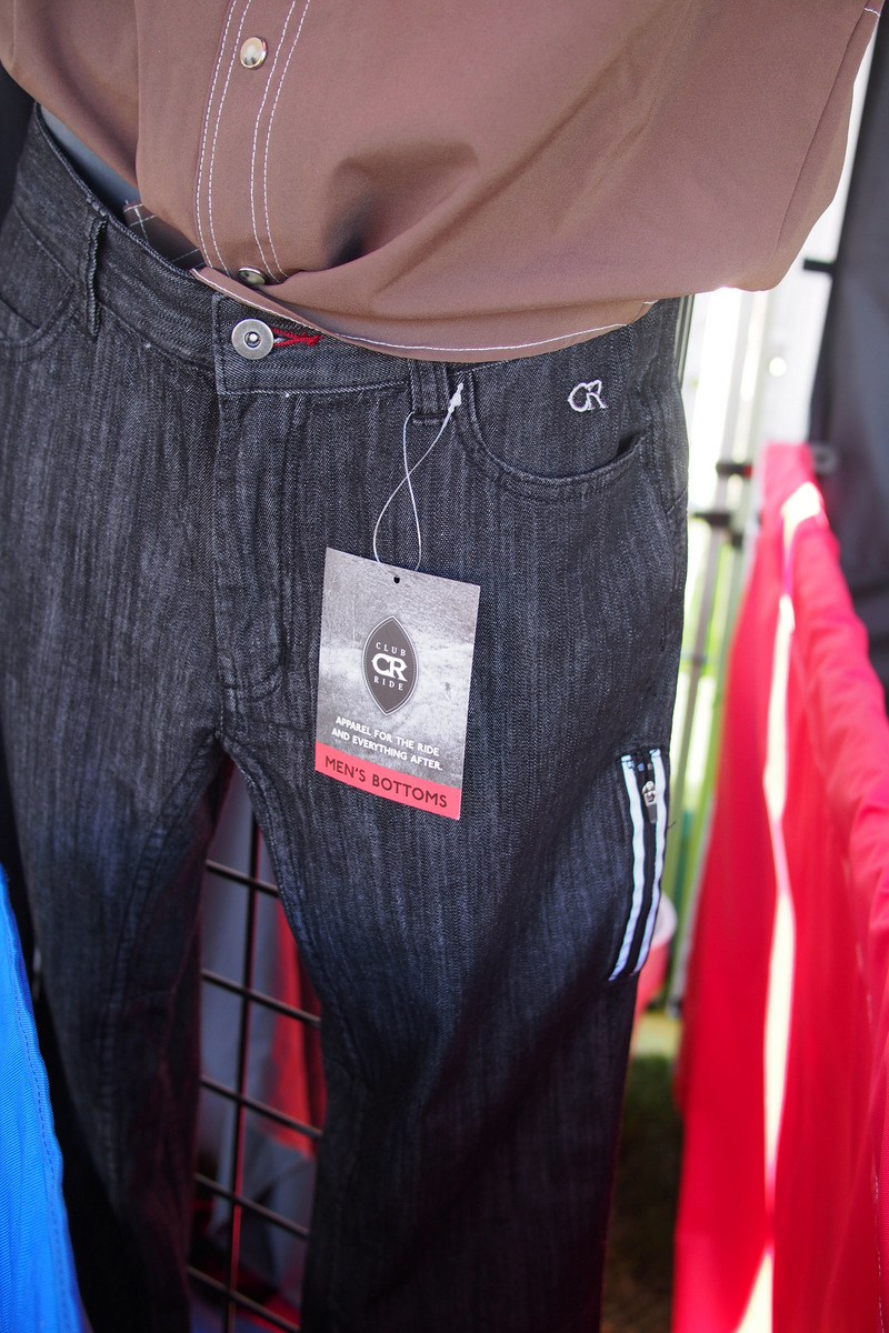 Club Ride 'denim look' pants