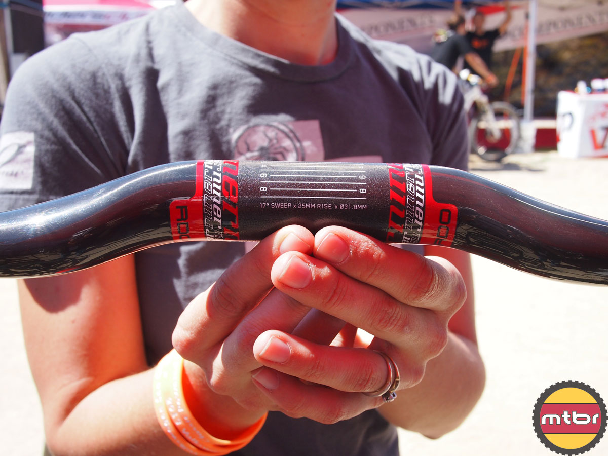 Niner Low Top Nine Carbon handlebar