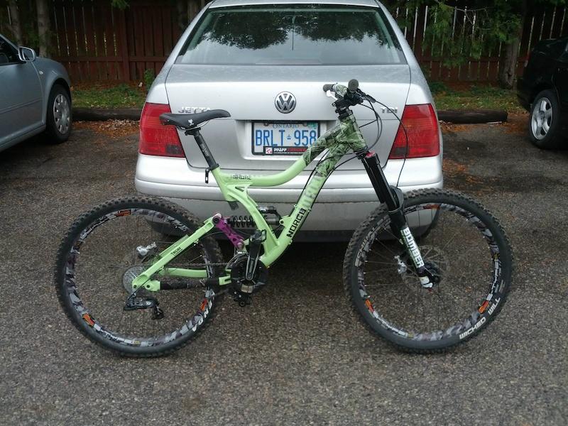 Trailer hitch - bike attachment for freeride Norco Shore-p4pb10282425.jpg