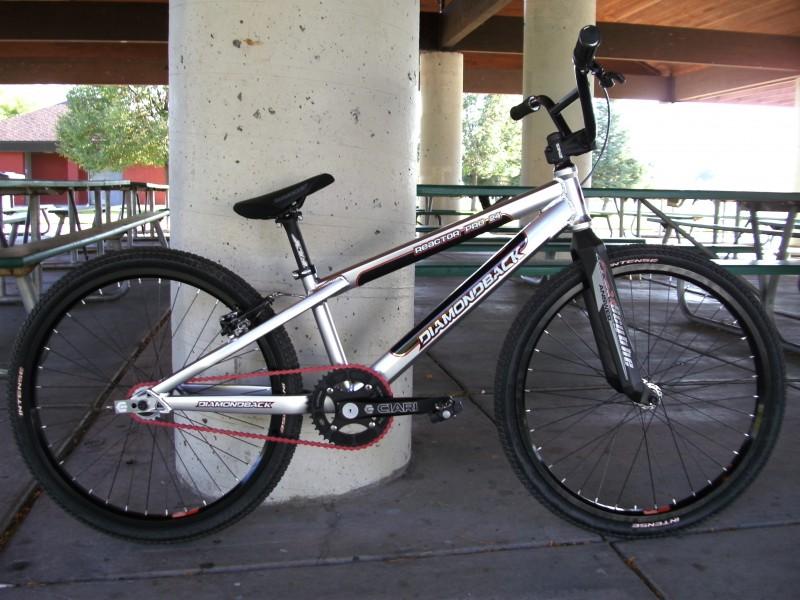 Convert 24 Quot Bmx Cruiser To Dj Bike Mtbr Com