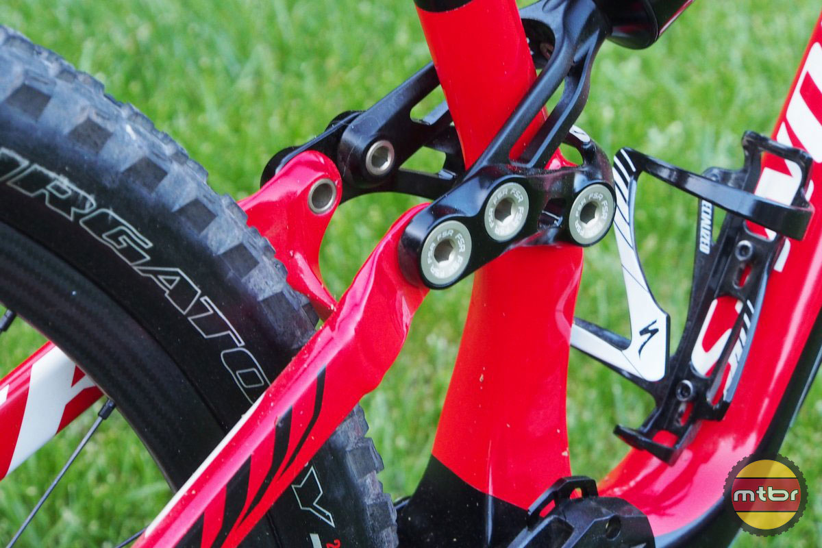 Specialized S-Works Enduro 29er Rear Linkage