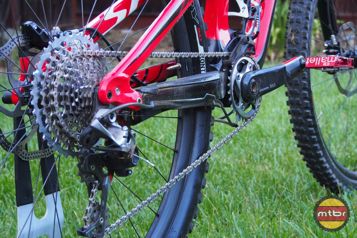 Specialized S-Works Enduro 29er Drivetrain