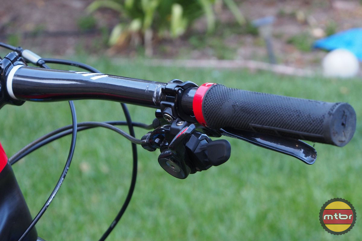 Specialized S-Works Enduro 29er Grip and Rear Shifter
