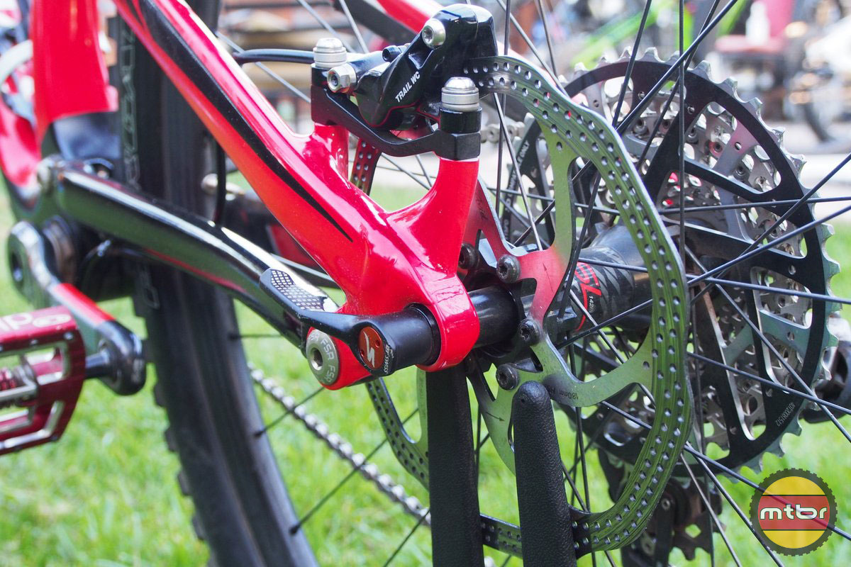 Specialized S-Works Enduro 29er Brake Mount