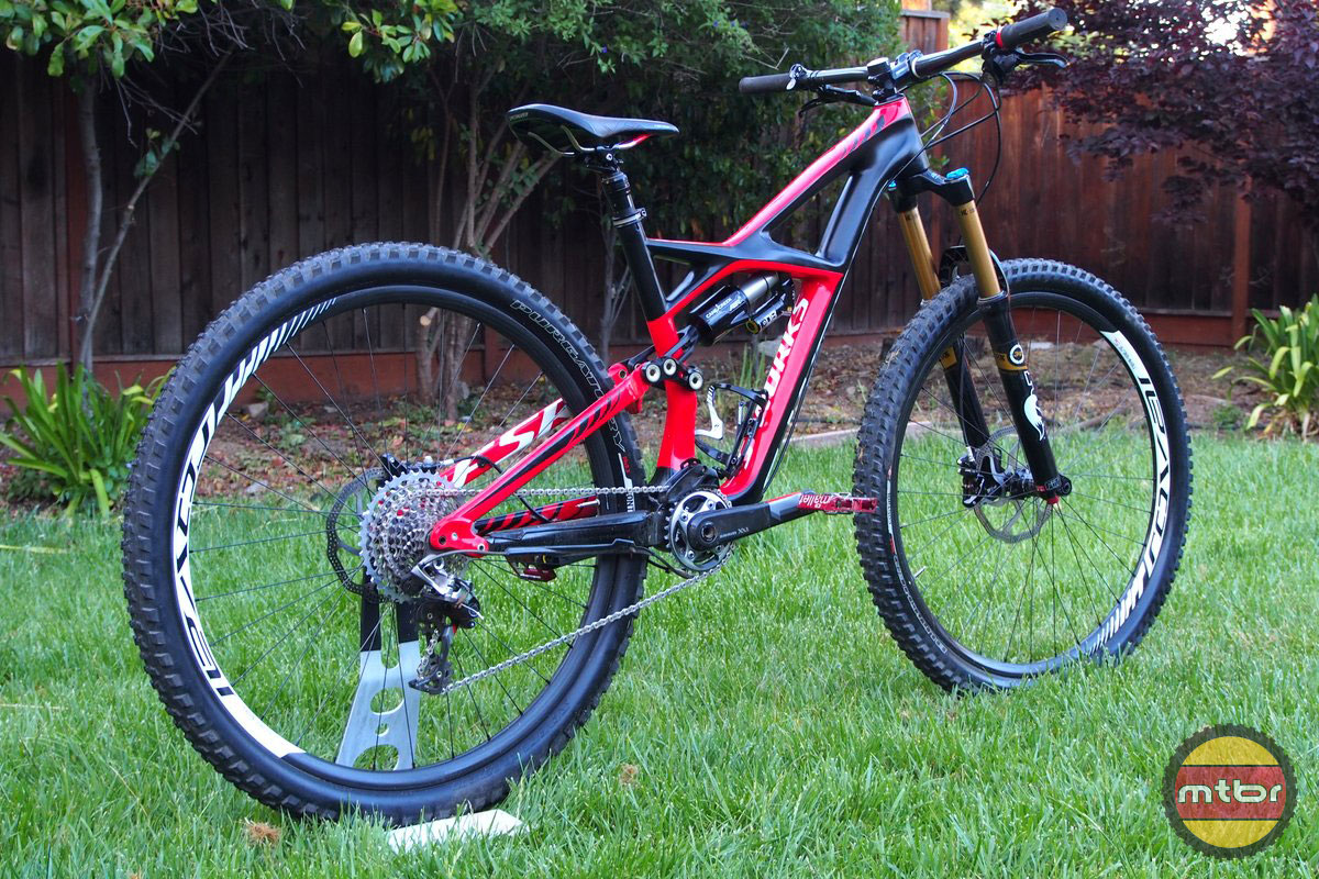 Specialized S-Works Enduro 29er Rear