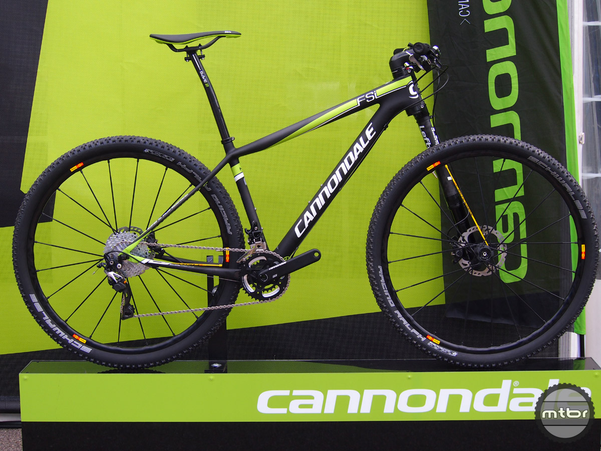 Cannondale - F-Si 29 Carbon 1