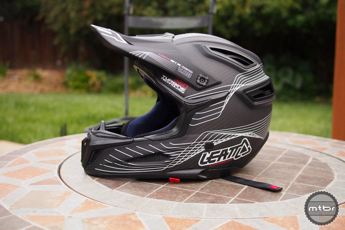 Leatt DBX 6.0 is built with the highest materials and fit and finish.