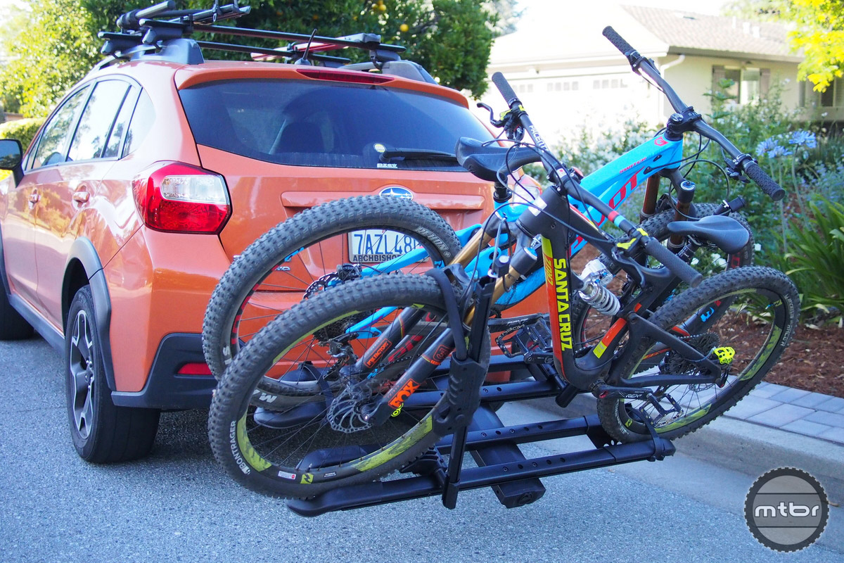 Best Hitch Mount Bike Rack >> Bike Racks Best Hitch Racks Mtbr Com