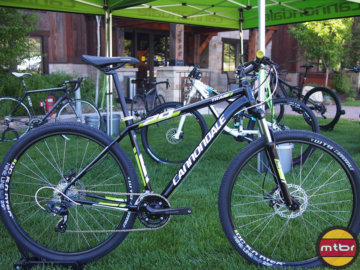 Cannondale Bikes 2014 Cannondale Trail