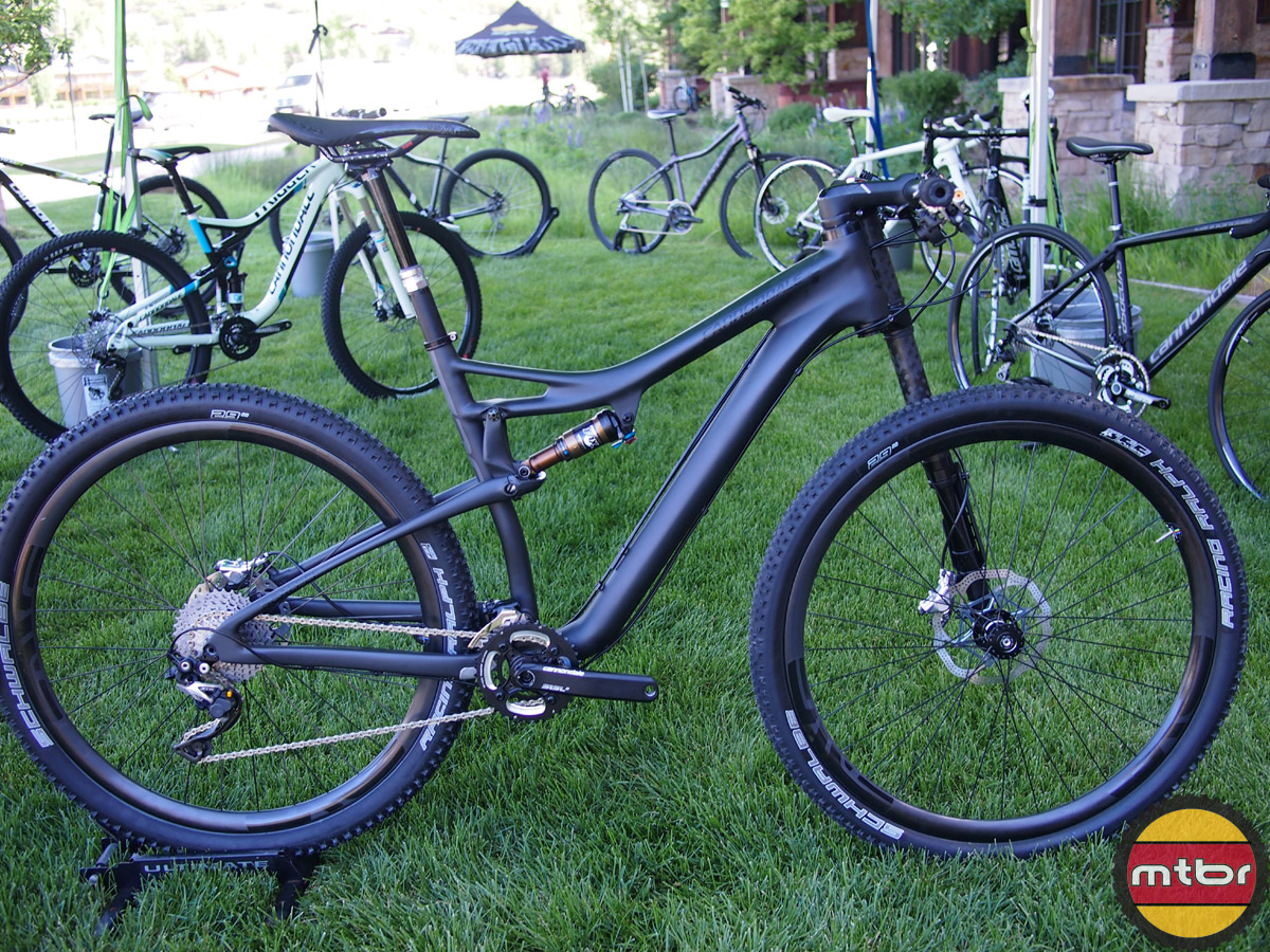 Cannondale - Scalpel 29 Black Inc