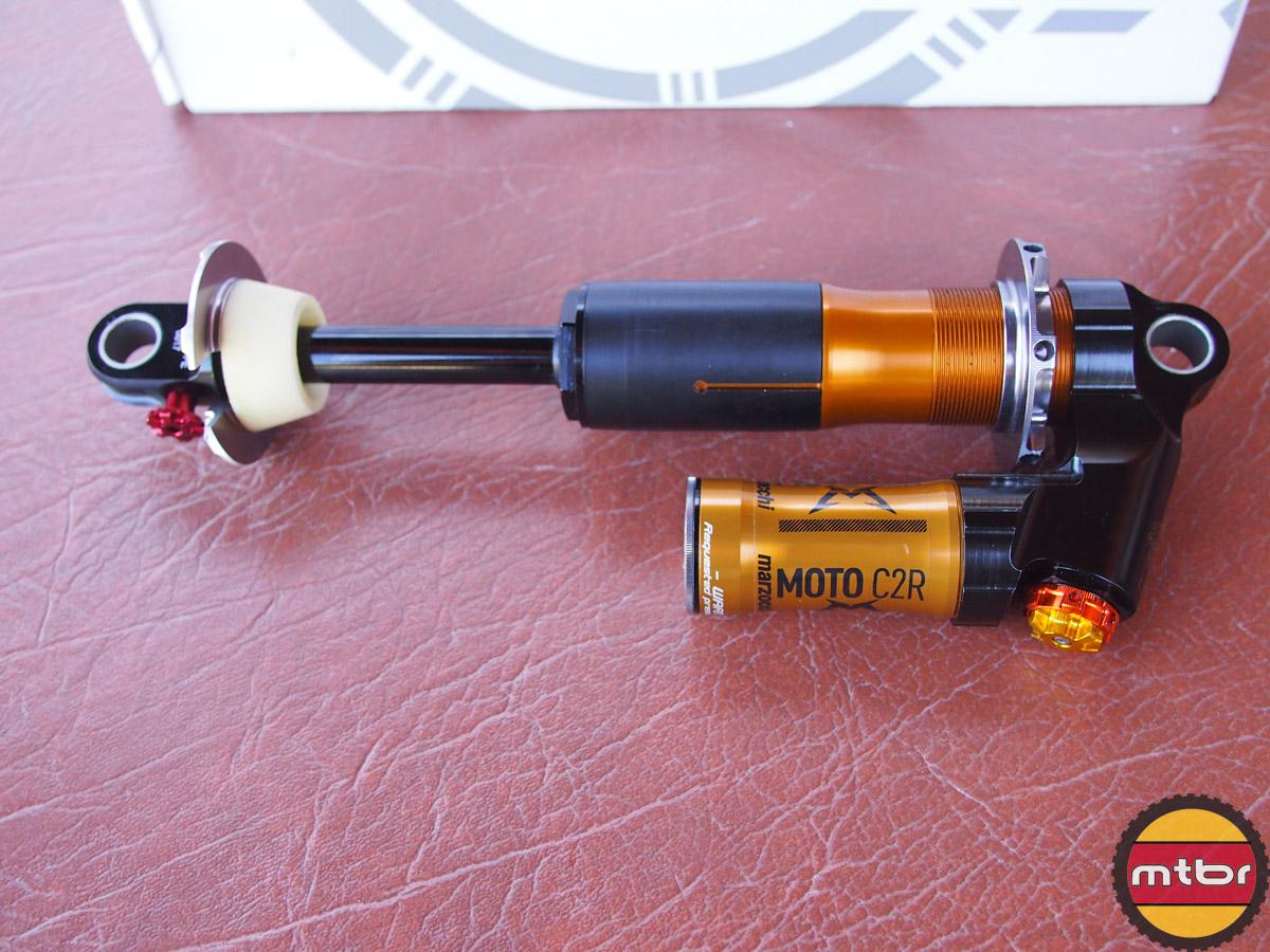 Moto C2R Rear Shock