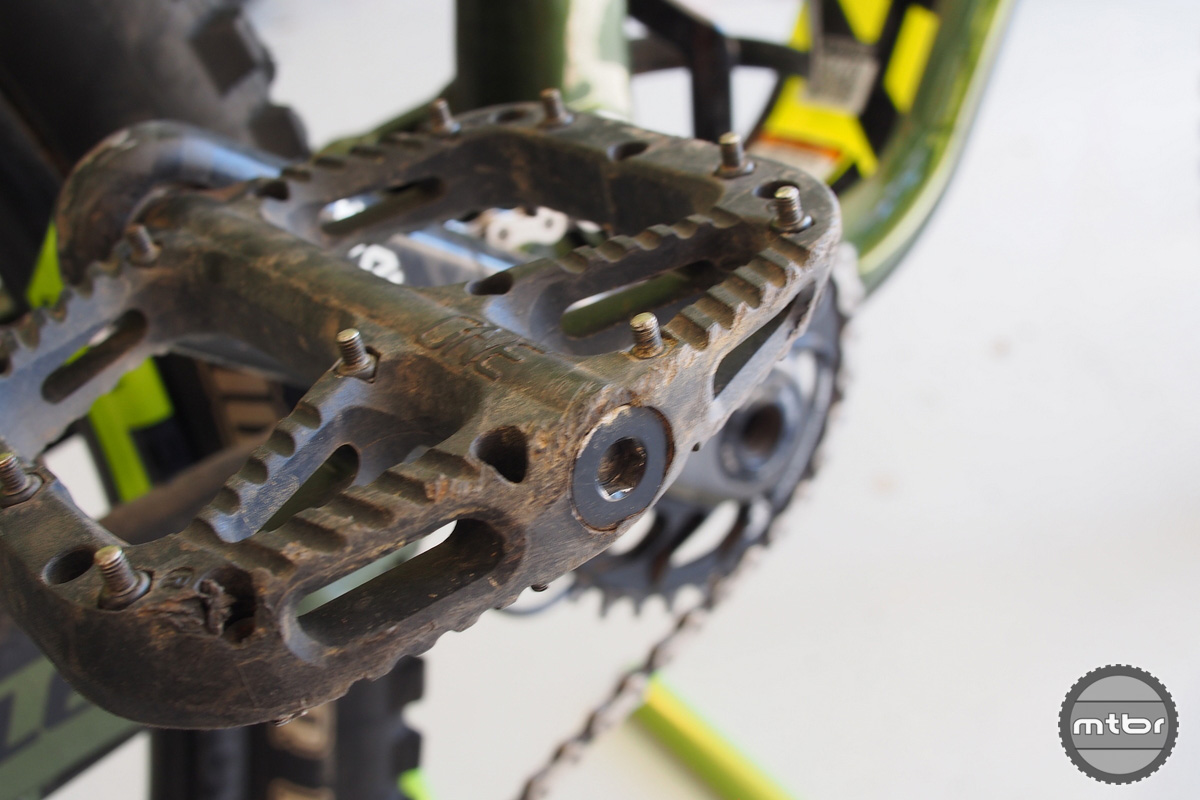 OneUp Composite Flat Pedal