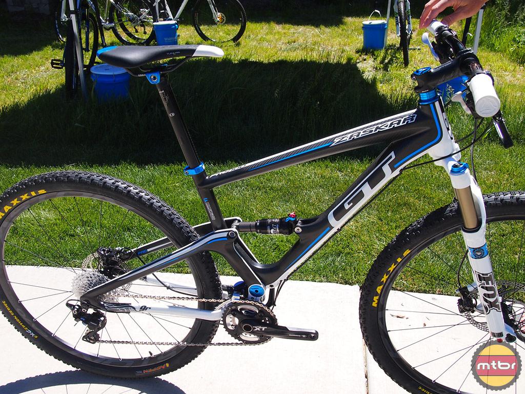 GT Zaskar 100 9r Pro