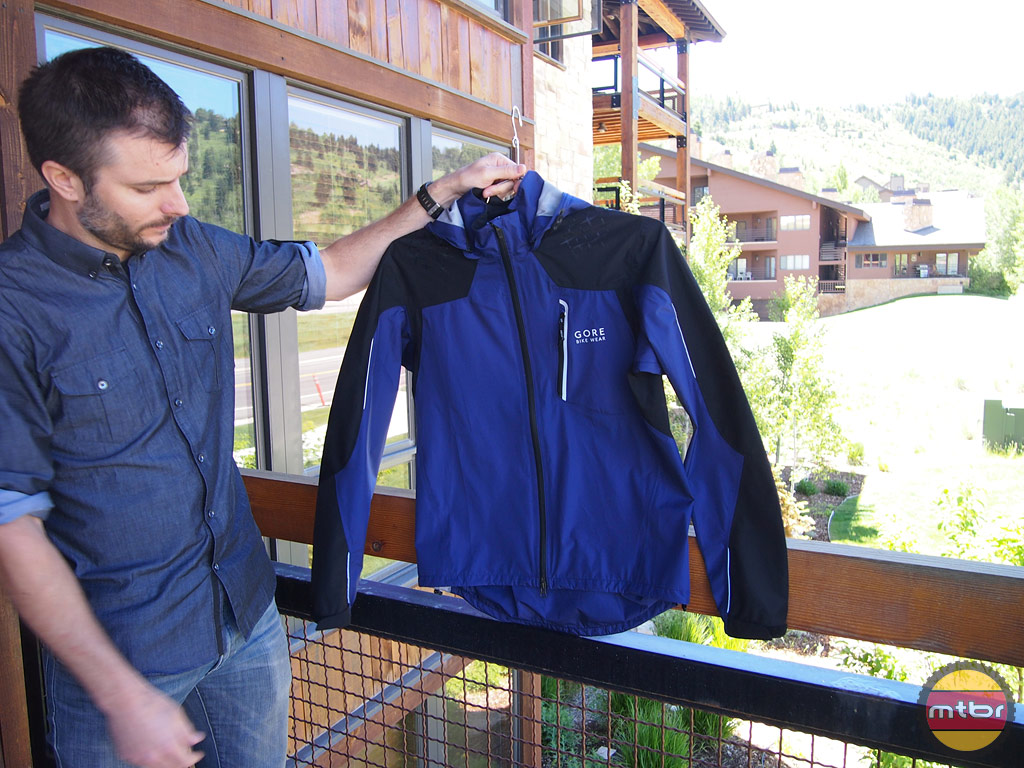 Gore-Tex Active Shell Alp-X Jacket