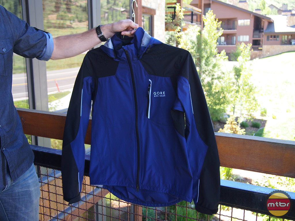 Gore-Tex Active Shell Alp-X Jacket