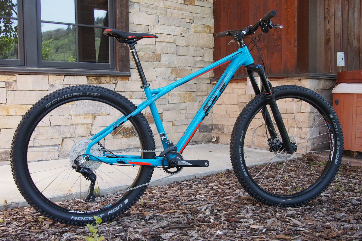GT Pantera is an amazing bike that comes in three affordable models.
