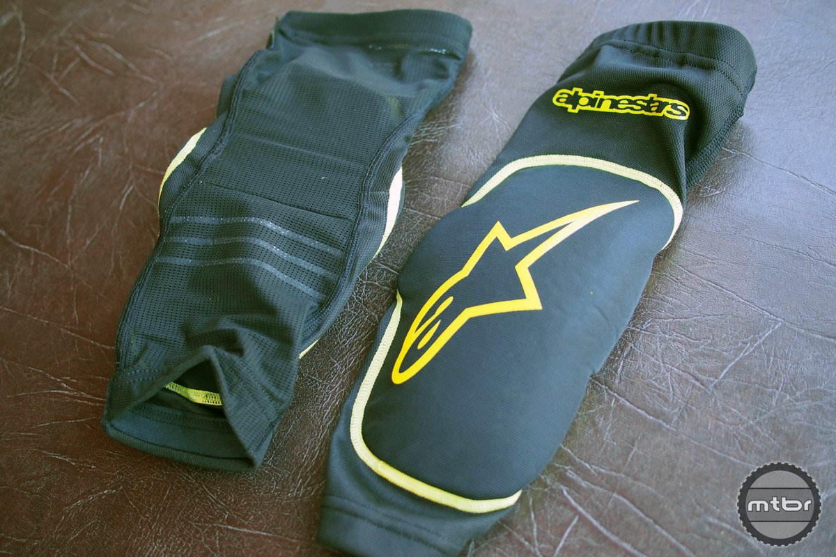Finally there is a matching elbow pad to the highly touted Paragon pad.