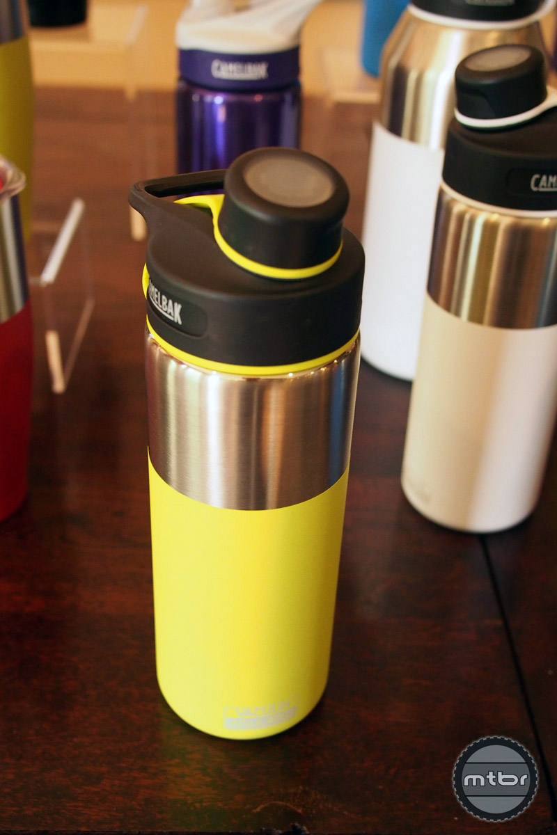 Vacuum insulated bottles are here to rid us of those incredibly wasteful disposable water bottles.