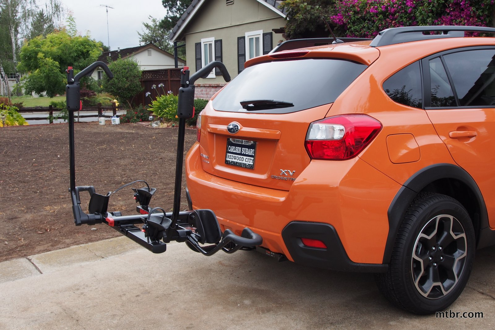 Yakima Hitch Rack On Subaru Mtbr Com