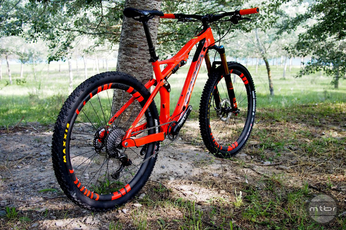 orbea mtb 29  Orbea Occam 27.5 and 29er first ride-