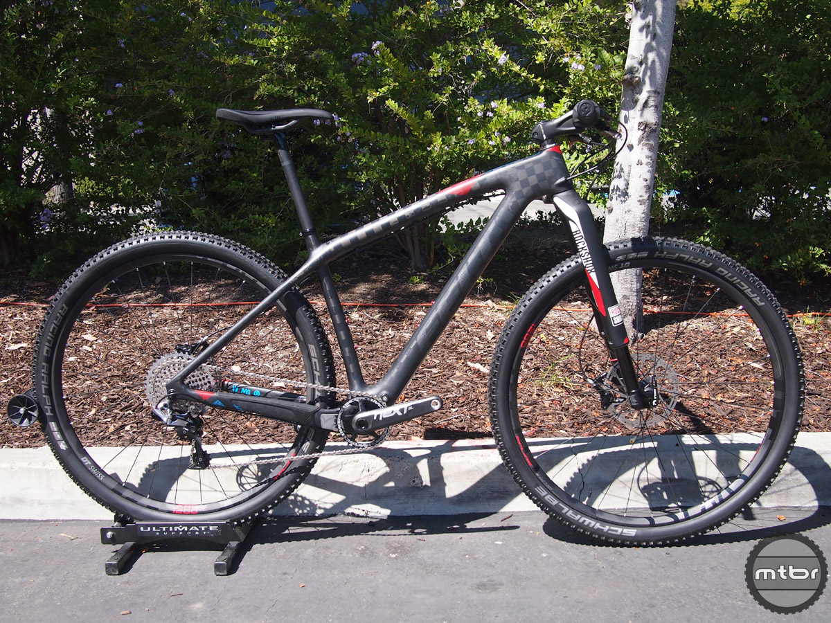The Felt Nine FRD has been a mainstay of their MTB line and now comes as a complete bike option.