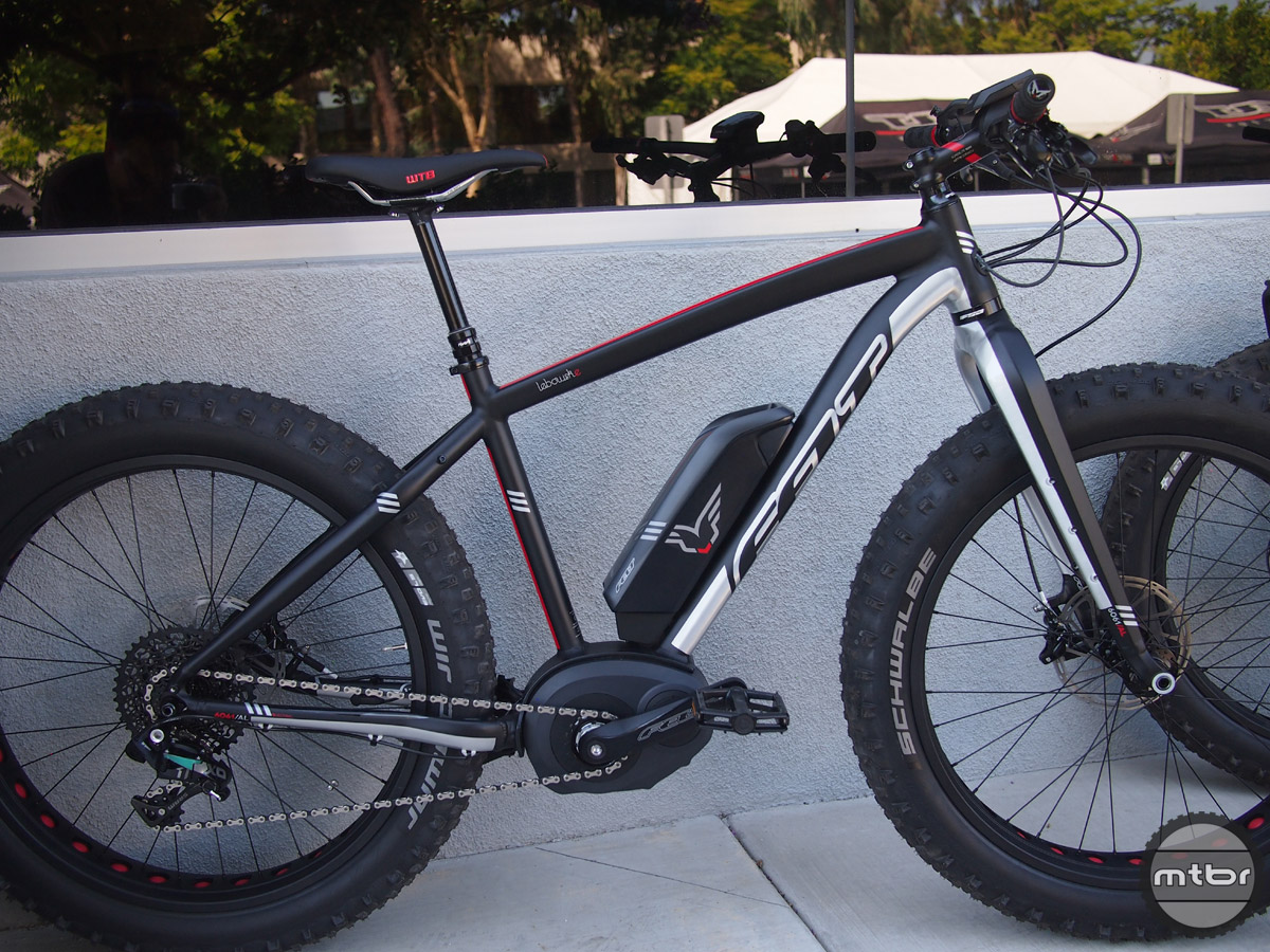 Felt Lebowske - electric fat bike