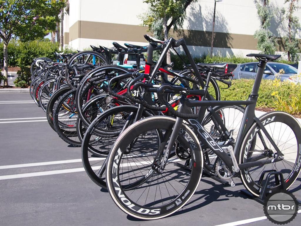 Felt Tri bikes