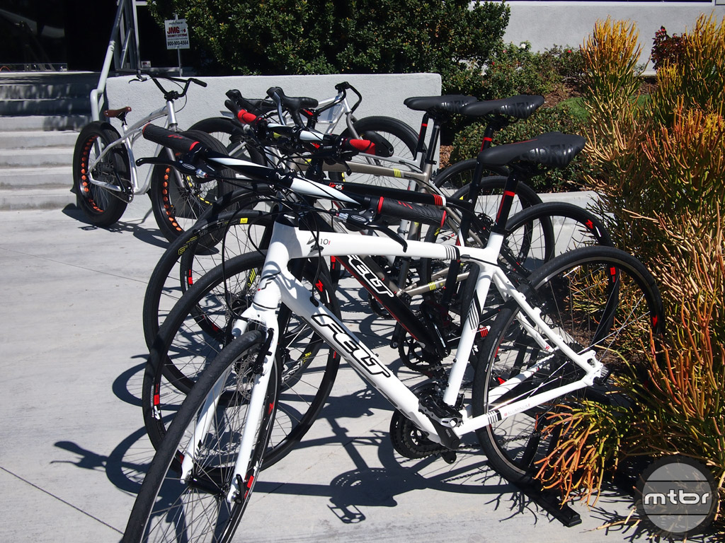 Felt flat bar road bikes
