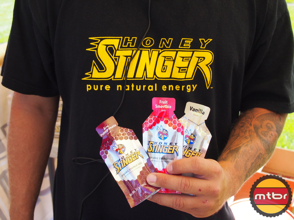 Honey Stinger Organic Energy Gels