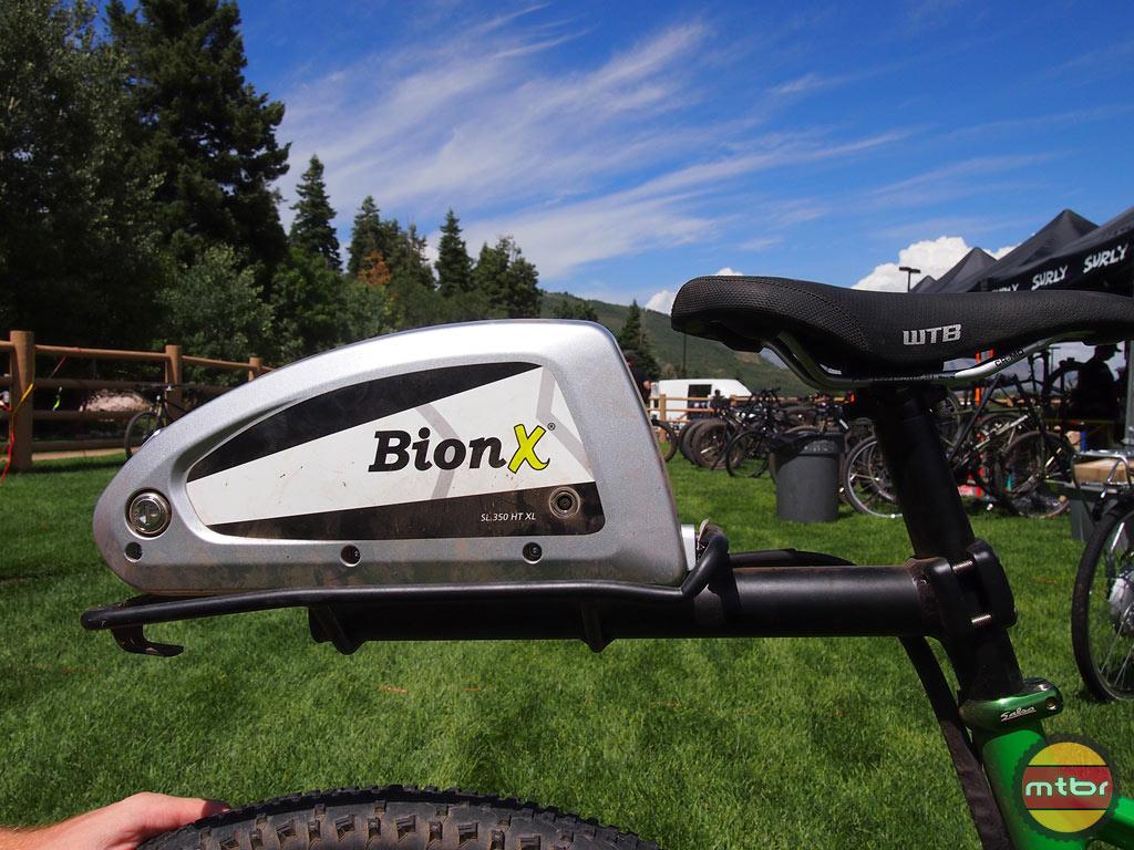 Bionx Sl 350 Ht Electric Mountain Bikes Mtbr Com