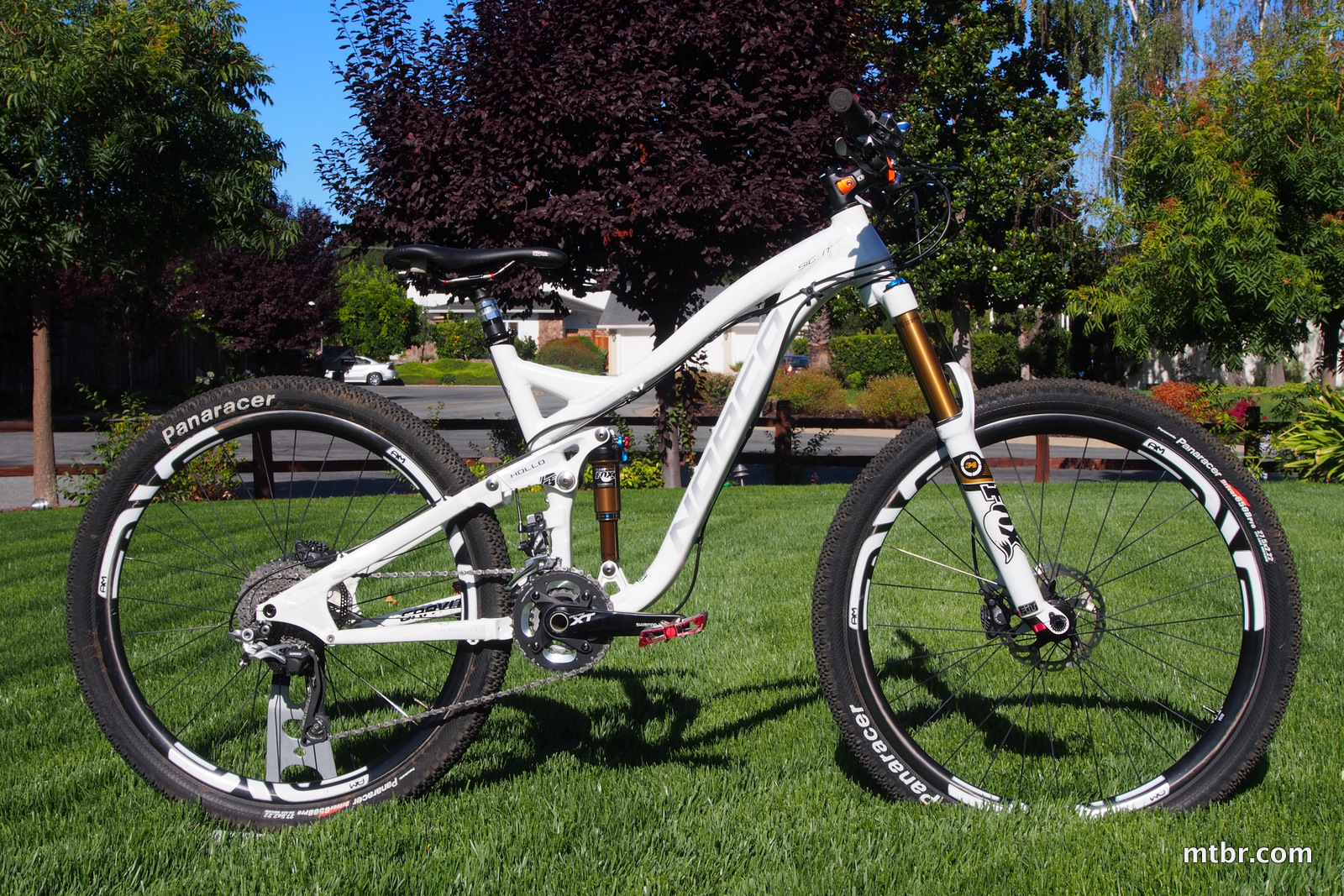 Norco Sight 27.5 with 140 mm travel