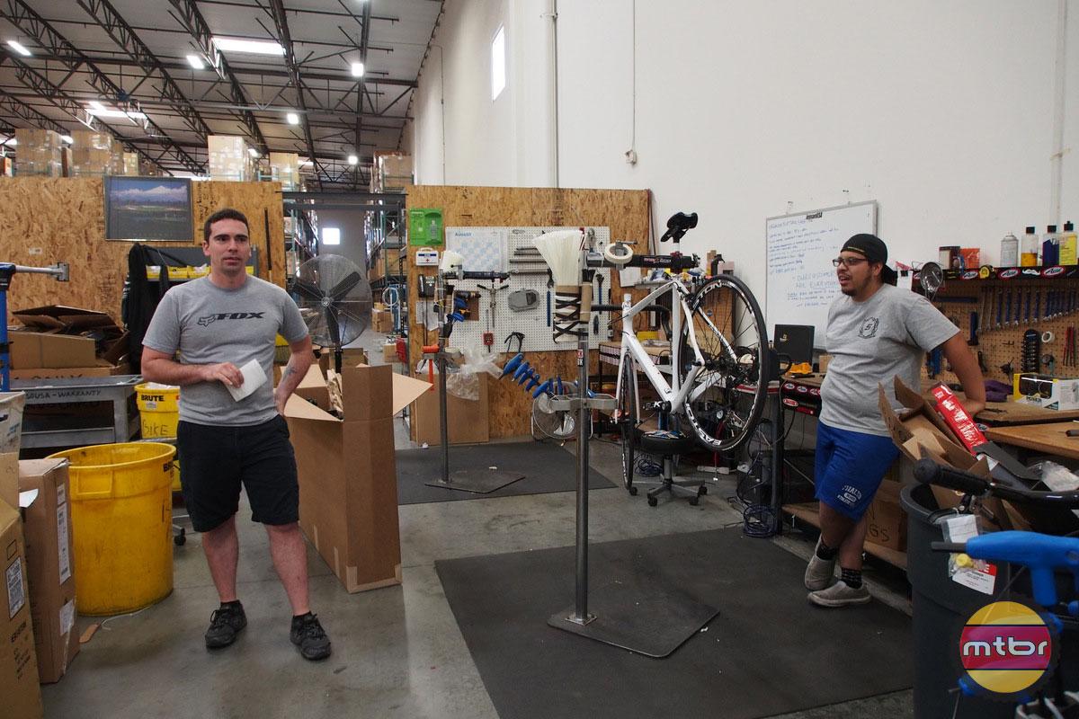 Jenson USA Factory Tour