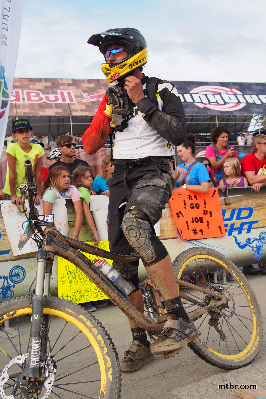 Jeff Lenosky in Enduro World Series Whistler