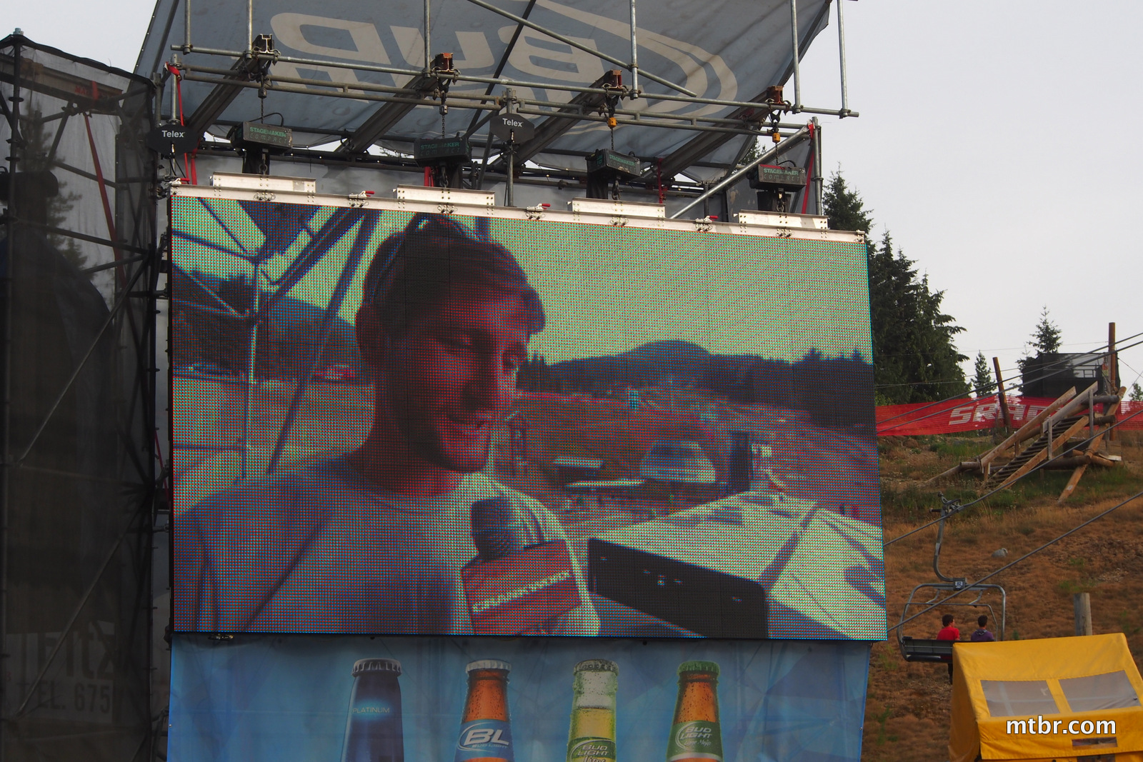 Head of in Enduro World Series Whistler