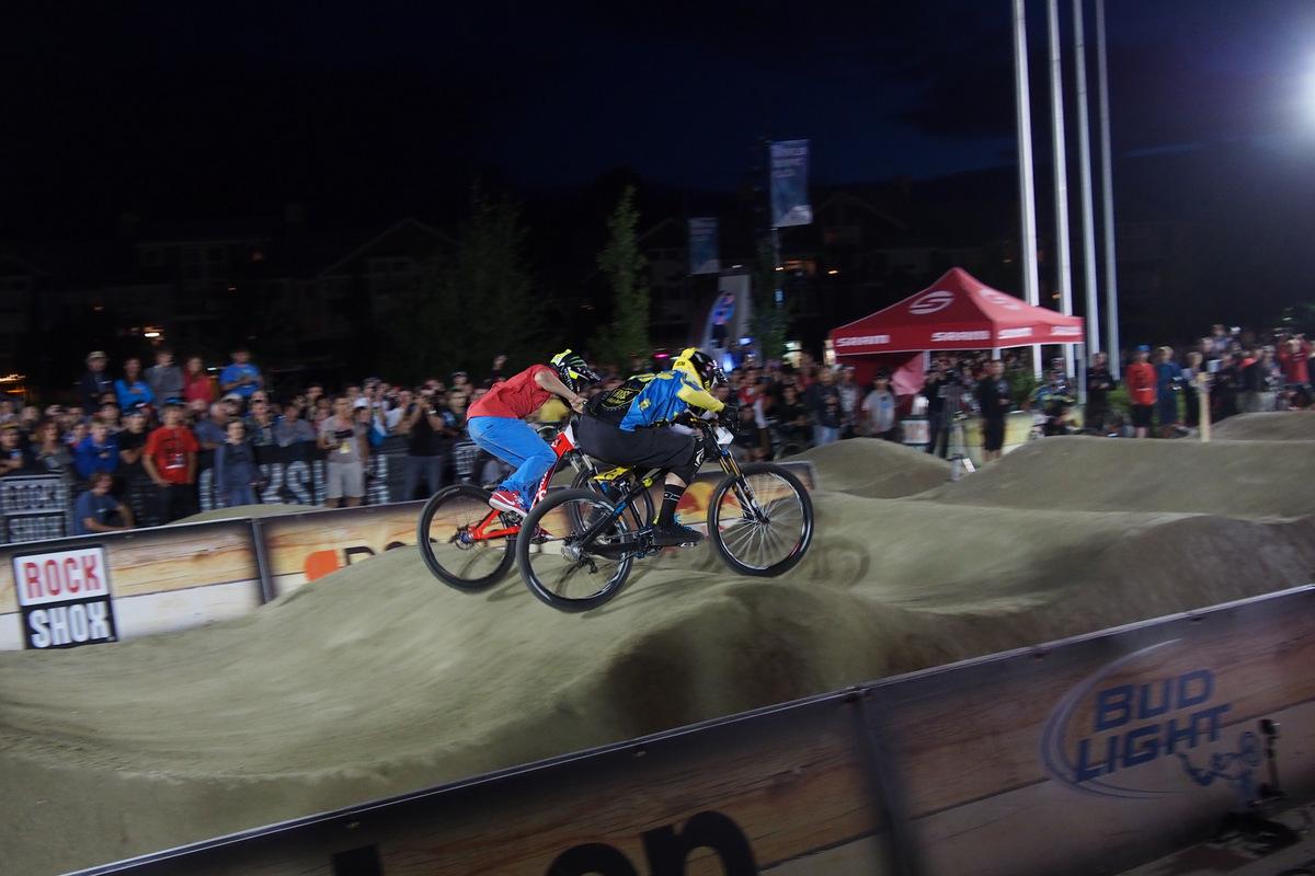Crankworx Pump track Challenge