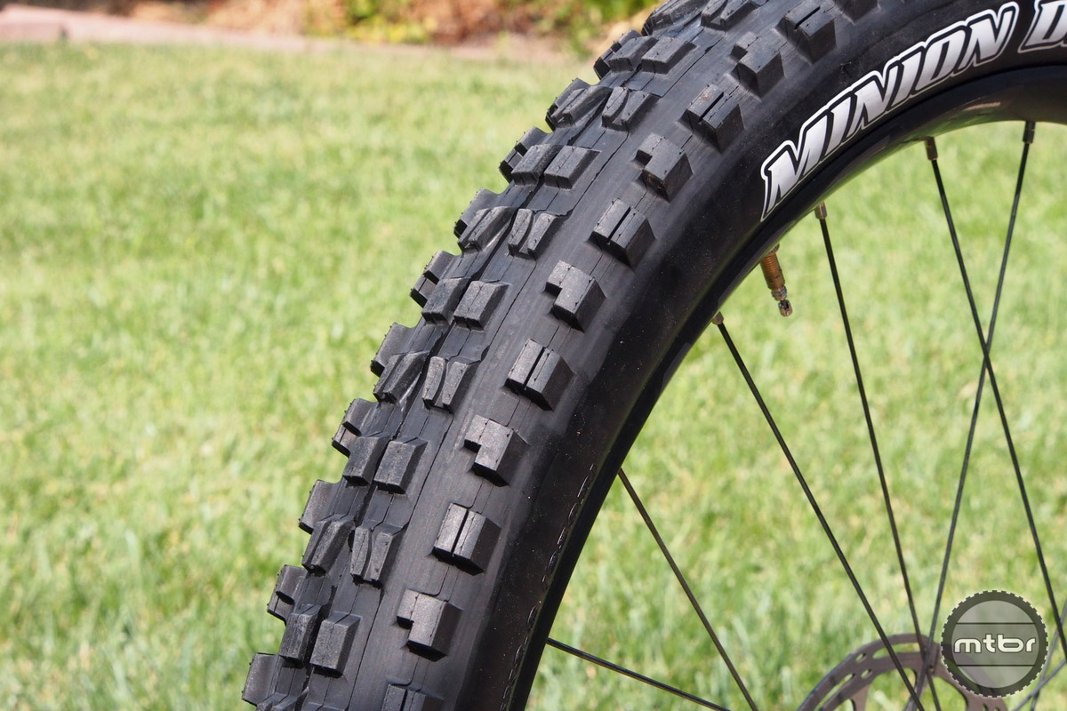 Just In Maxxis Minion And Highroller Ii Plus Tires Mtbr Com