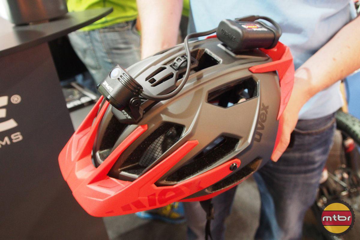 Lupine Piko 4 Helmet Mounted