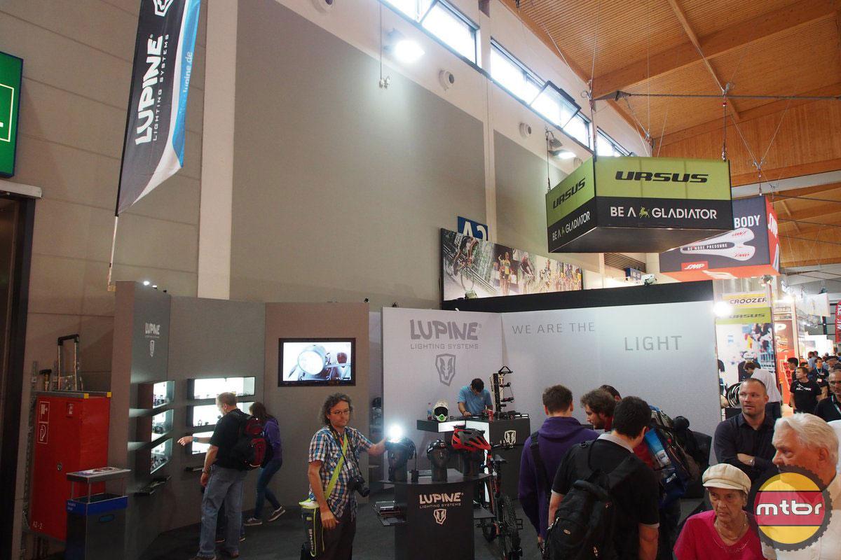Lupine Lighting Booth