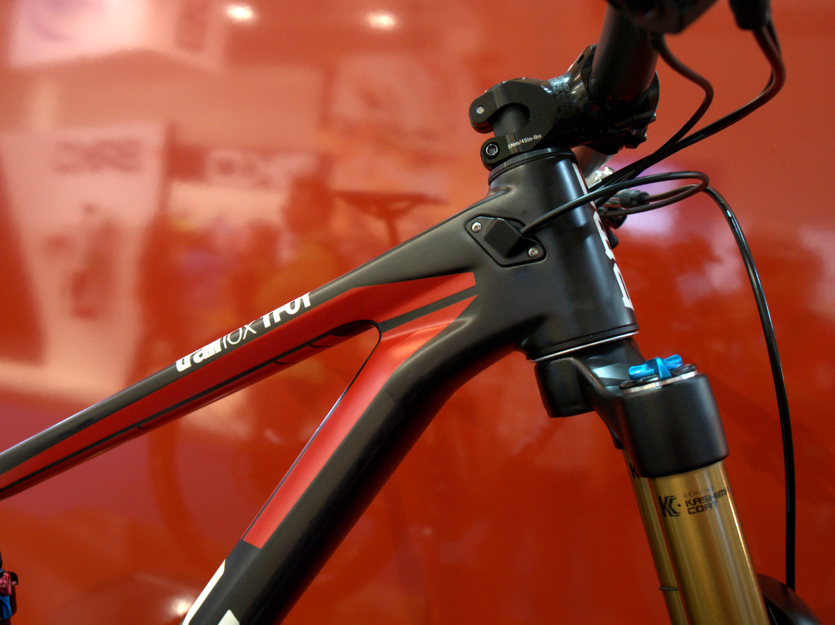 BMC TF01  Short Head Tube