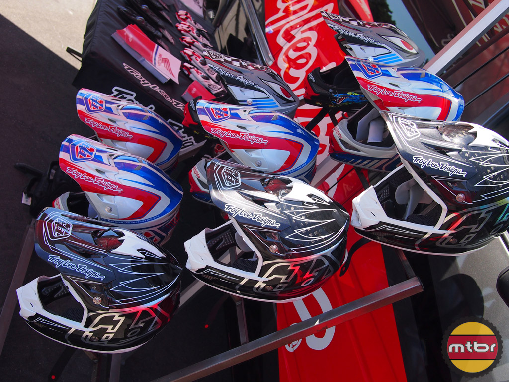 Troy Lee Designs moto lids