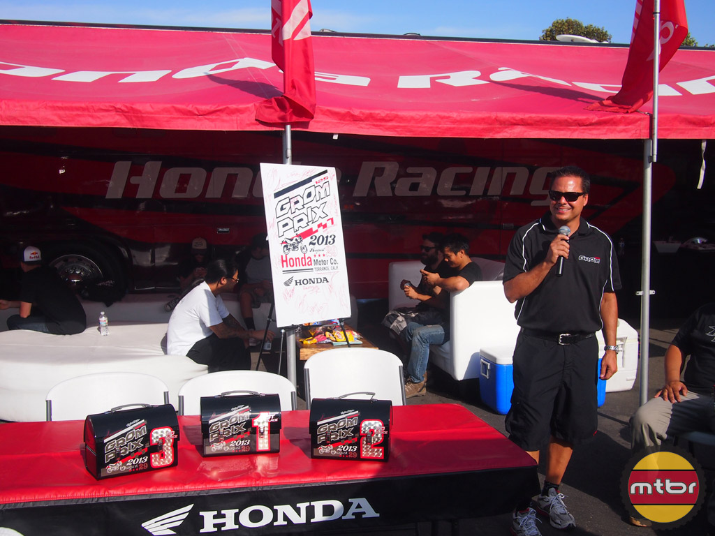 Our Host - Honda's Bill Savino