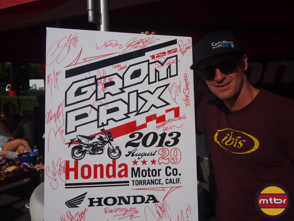 Brian Lopes - Grom Prix