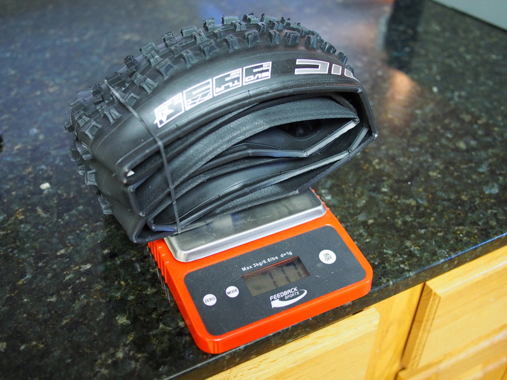 Schwalbe Nobby Nic 650b Weight